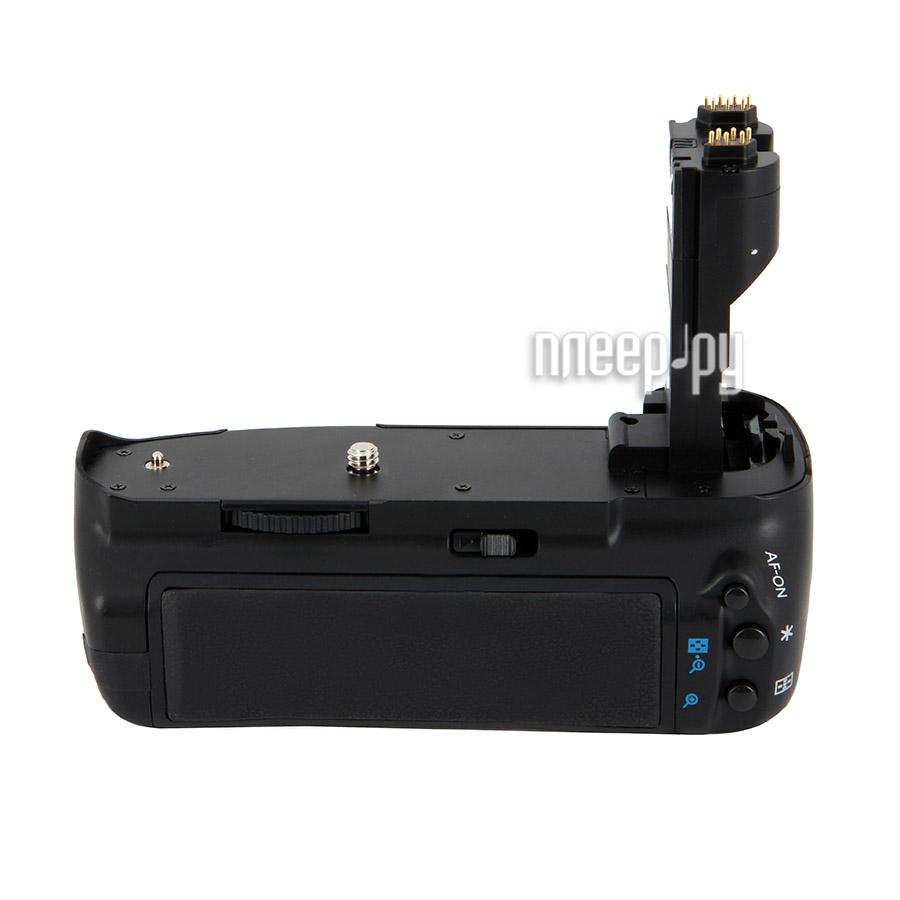 Батарейный блок Flama FL-BG-C7D Standard - Canon 7 D - питающая рукоятка  Pleer.ru  2754.000