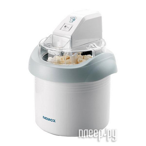Мороженица Nemox Gelato Trendy Plus 1.5L  Pleer.ru  5499.000
