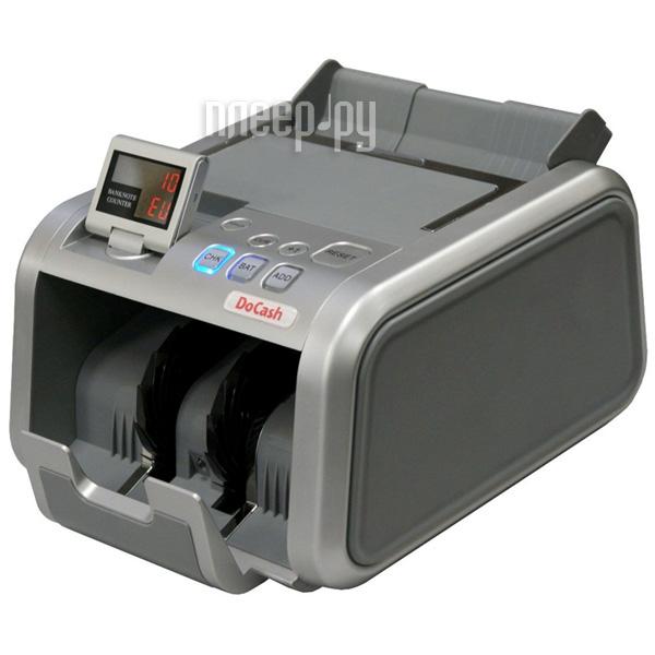 Счетчик банкнот DoCash 3050 SD/UV  Pleer.ru  5407.000