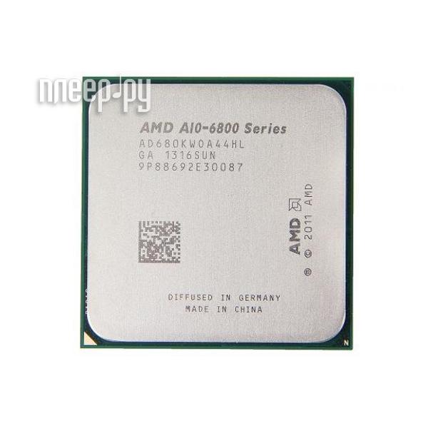 Процессор AMD X4 A10-6800K Richland OEM (4100MHz/SocketFM2/4096Kb)  Pleer.ru  4612.000
