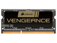Модуль памяти Corsair Vengeance DDR3 SO-DIMM 1600Hz PC3-12800 - 4Gb CMSX4GX3M1A1600C9