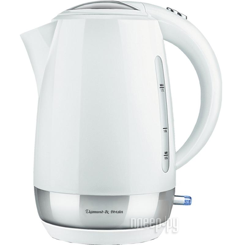 Чайник Zigmund & Shtain KE-317 PSW за 1022 рублей