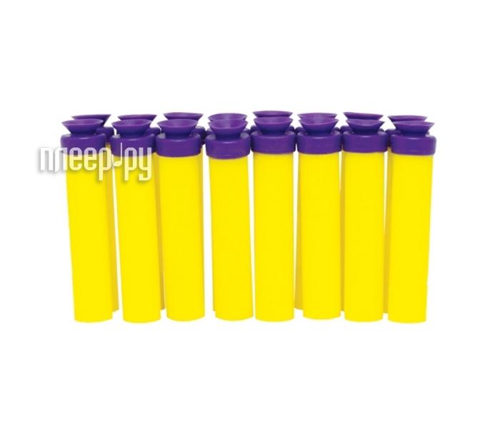 Бластер Buzz Bee Toys 16 запасных присосок 41867  Pleer.ru  215.000