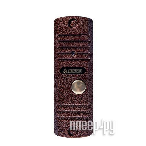 Вызывная панель Activision AVC-305 Color Antique Copper.  Производим тестирование.  Продажа в кредит.