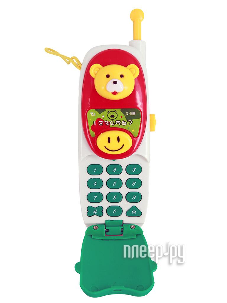 Детский музыкальный инструмент Felice Мобильный телефон 8623-2