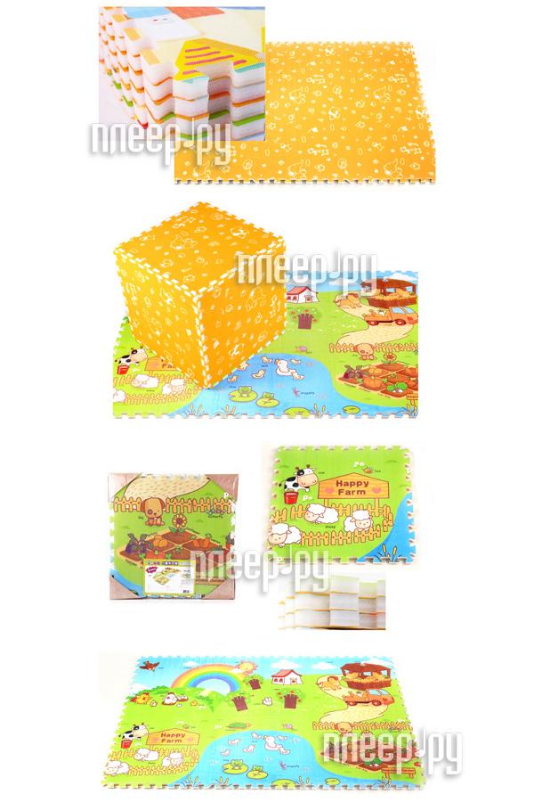 Развивающий коврик Mambobaby Пазл Ферма 70001  Pleer.ru  1311.000