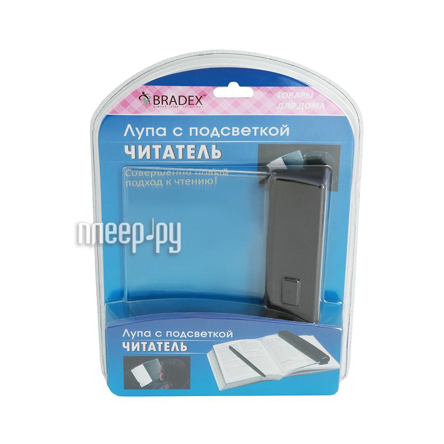 Оптическая лупа Bradex ЧИТАТЕЛЬ TD 0091  Pleer.ru  202.000