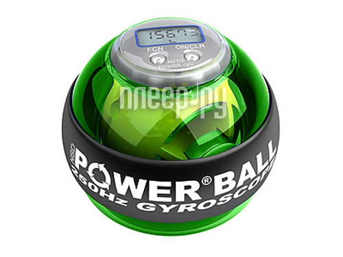 Тренажер кистевой Powerball 250 Hz Pro PB-188C Green  Pleer.ru  1217.000
