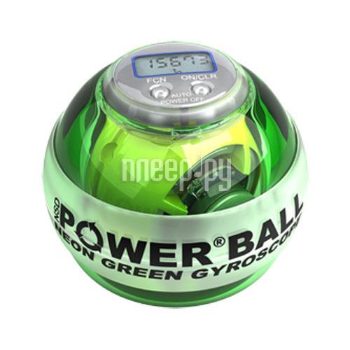 Тренажер кистевой Powerball 250 Hz Neon Pro PB-188LC Green  Pleer.ru  1217.000
