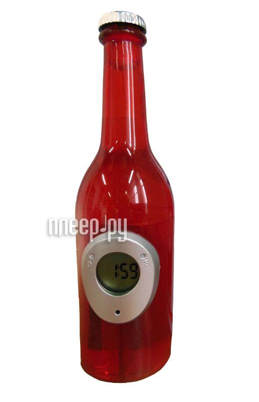 Гаджет 31 век H2O Часы-бутылка JS1301A  Pleer.ru  475.000