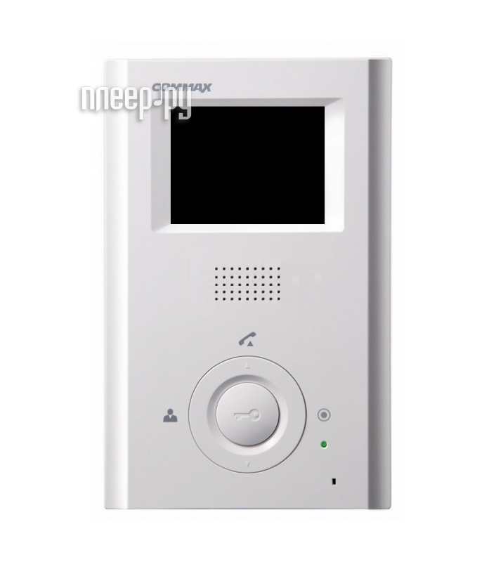 Видеодомофон Commax CDV-35HM White  Pleer.ru  4910.000