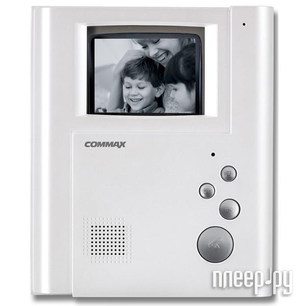 """Черно-белый видеодомофон, монитор 4 """", настенный, громкая связь, рассчитан на подключение двух видеопанелей..."""