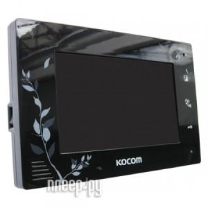 Купить Видеодомофон Kocom KCV-A374SD Black