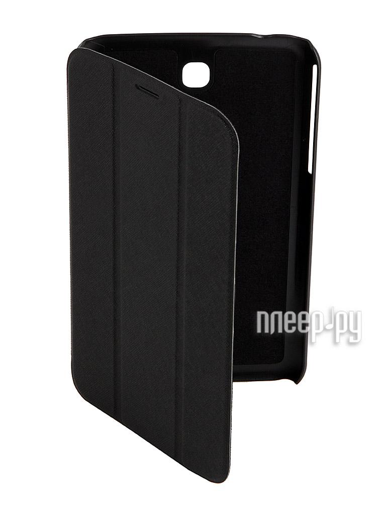 Аксессуар Чехол Galaxy Tab 3 7.0 T2100/T2110 G-Case Slim Premium GG-89 / Palmexx Smartbook Black PX/SMB SAM Tab3 T2100 BL  Pleer.ru  988.000
