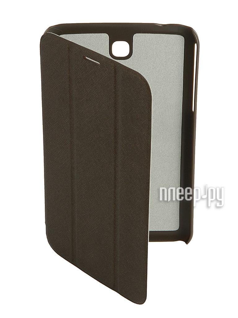Аксессуар Чехол Galaxy Tab 3 7.0 T2100/T2110 Palmexx Smartbook Brown PX/SMB SAM Tab3 T2100 BRO  Pleer.ru  988.000