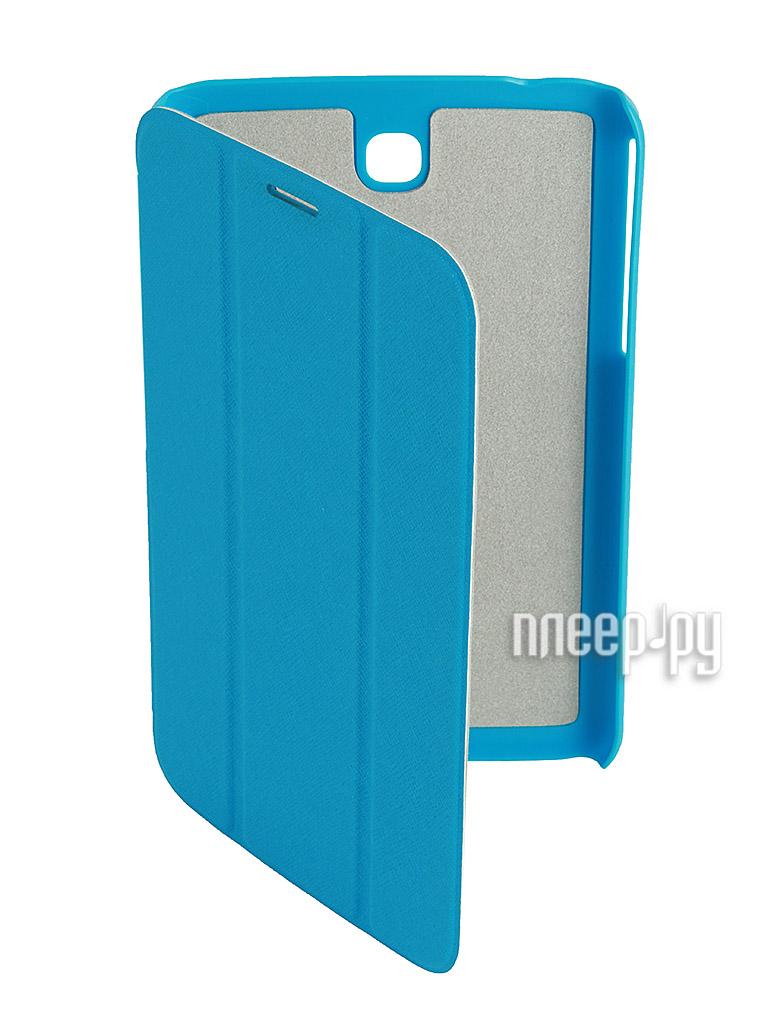 Аксессуар Чехол Galaxy Tab 3 7.0 T2100/T2110 Palmexx Smartbook Blue PX/SMB SAM Tab3 T2100 BLU  Pleer.ru  988.000