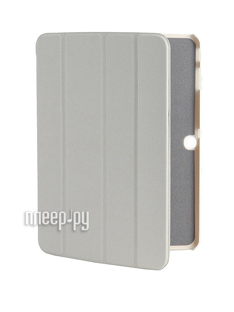 Аксессуар Чехол Galaxy Tab 3 10.0 P5200/P5210 Palmexx Smartbook White PX/SMB SAM Tab3 P5200 WHI  Pleer.ru  899.000