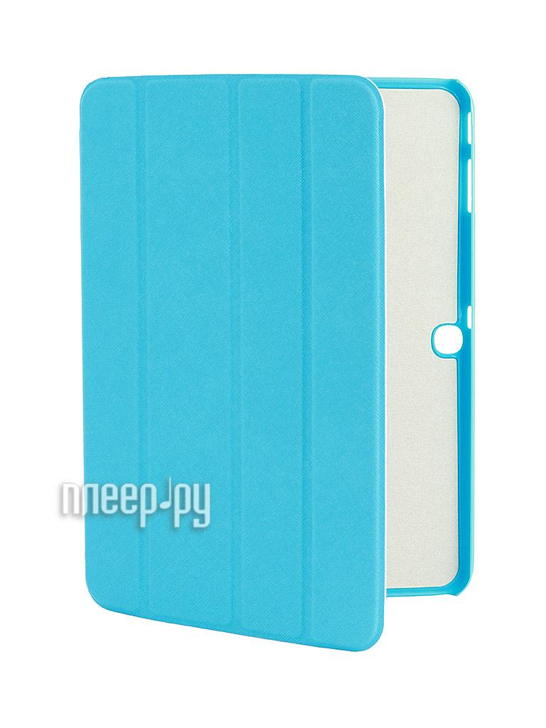 Аксессуар Чехол Galaxy Tab 3 10.0 P5200/P5210 Palmexx Smartbook Blue PX/SMB SAM Tab3 P5200 BLU  Pleer.ru  899.000
