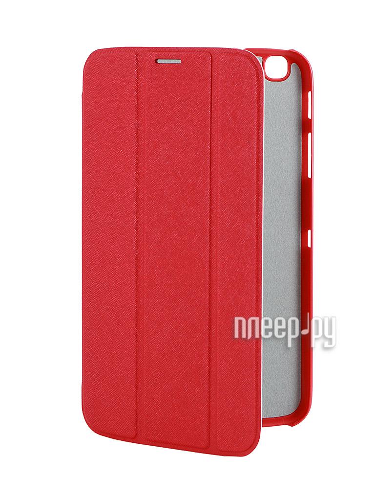 Аксессуар Чехол Galaxy Tab 3 8.0 T310 / T311 G-Case Slim Premium GG-84 / Ainy BB-S122 / Palmexx Smartbook Red PX/SMB SAM Tab3 T310  Pleer.ru  1070.000