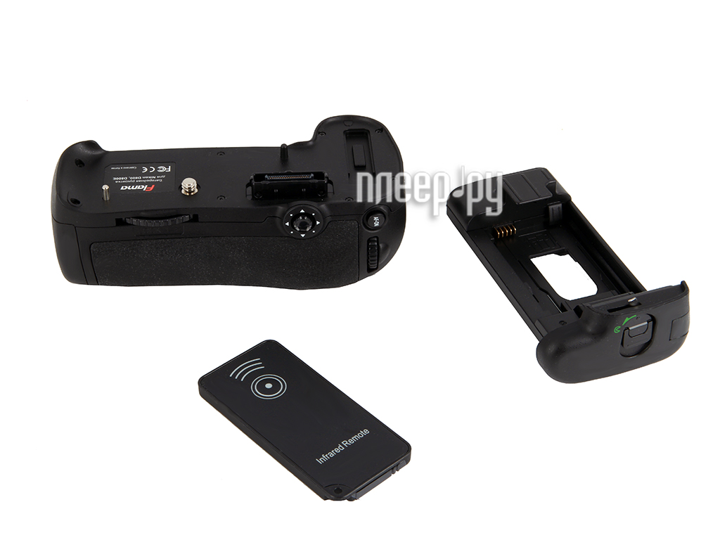Батарейный блок Flama BG-D800 - Nikon D800 - питающая рукоятка  Pleer.ru  2341.000