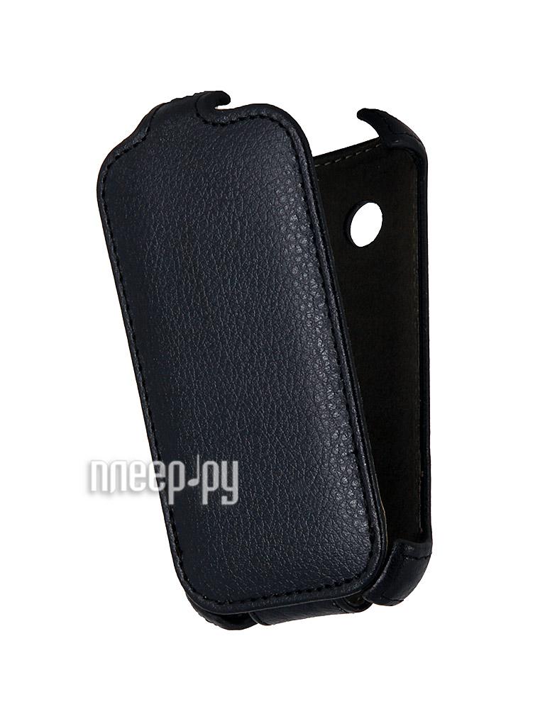 Аксессуар Чехол HTC Desire C Gecko Black  Pleer.ru  215.000