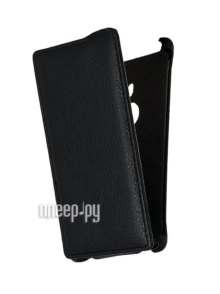 Аксессуар Чехол Nokia Lumia 925 Ainy / Gecko Black  Pleer.ru  1015.000