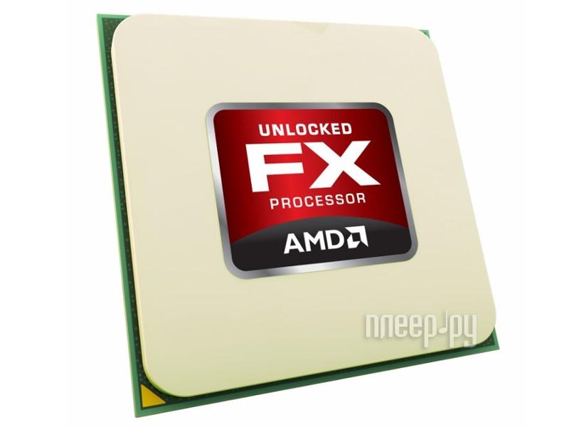 Процессор AMD FX-8320 Vishera OEM FD8320FRW8KHK (3500MHz / AM3+ / L3 8192Kb)