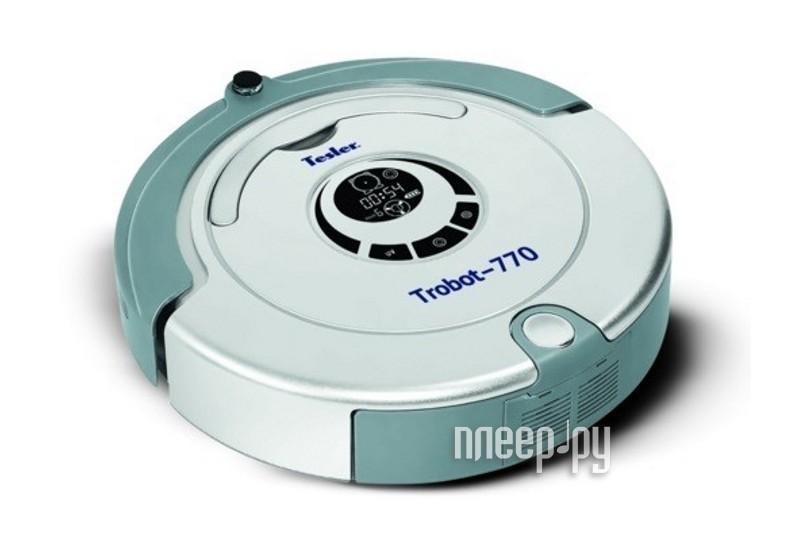 Пылесос-робот Tesler Trobot-770  Pleer.ru  6404.000