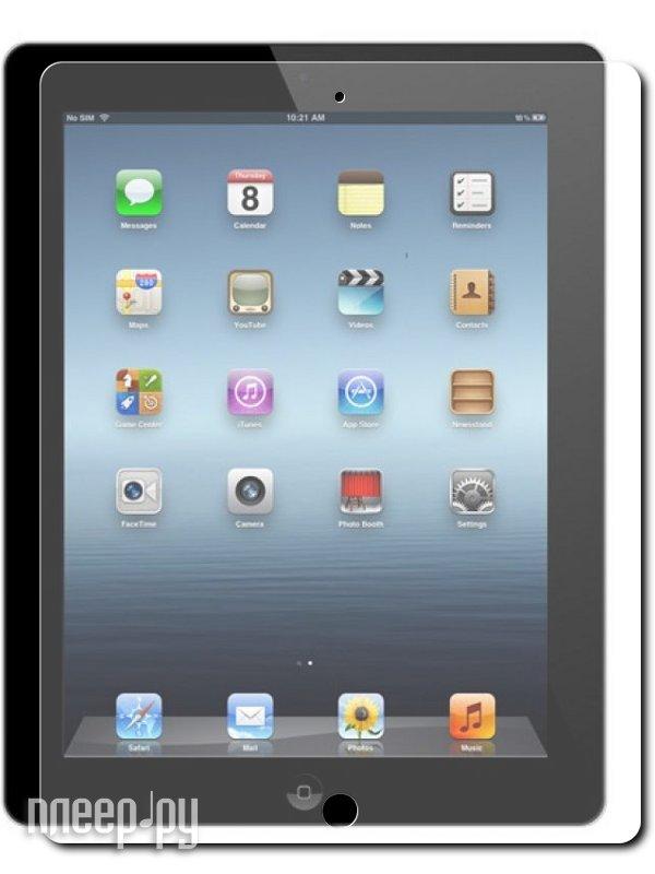 Аксессуар Защитная пленка iPad 3 KS-is KS-151iP3_C прозрачная  Pleer.ru  597.000