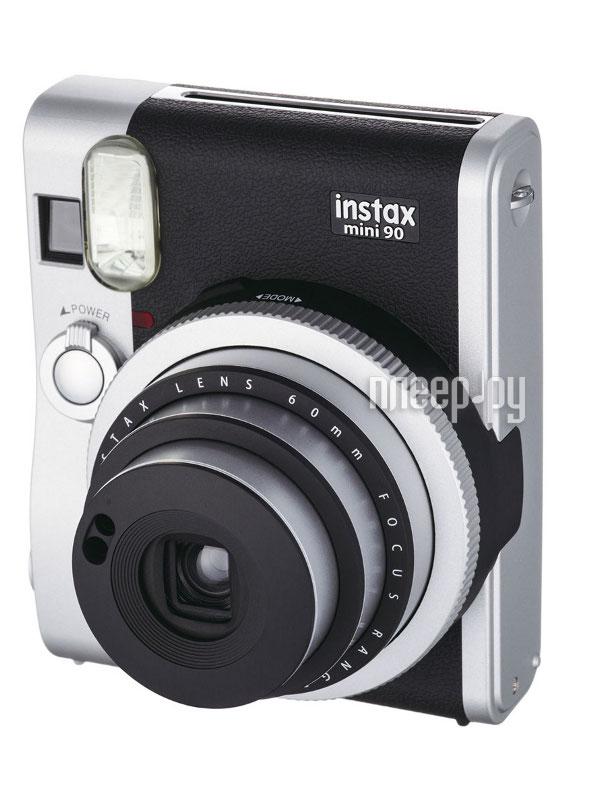 Фотоаппарат FujiFilm 90 Instax Mini Neo Classic  Pleer.ru  7544.000