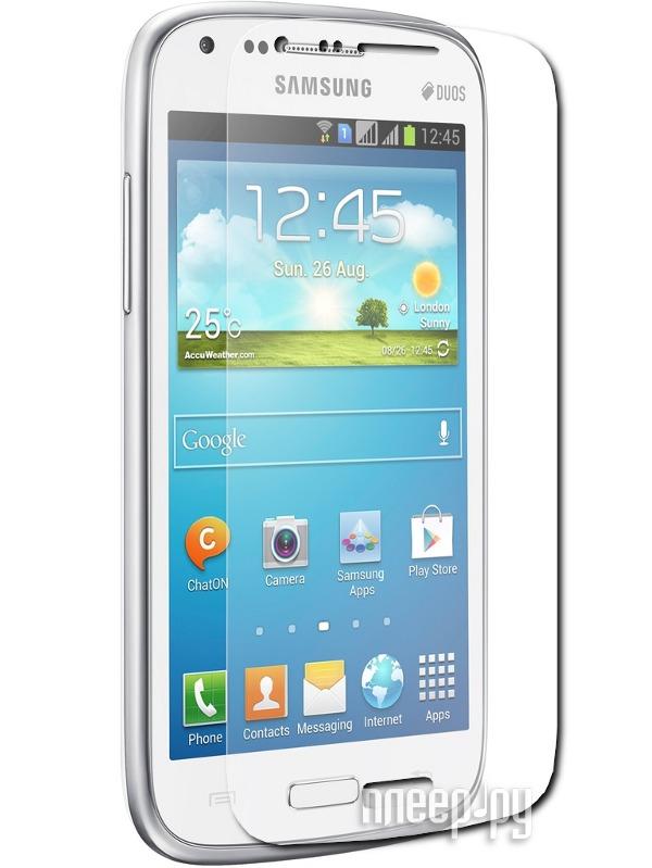 Аксессуар Защитная пленка Samsung GT-i8262/i8260 Galaxy Core Media Gadget Premium глянцевая MG429  Pleer.ru  531.000