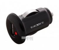 Texet PowerUno USB/microUSB TPC-1002 1A Black �������������