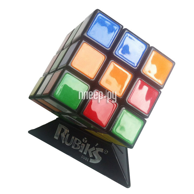 Кубик Рубика Rubiks 3x3 без наклеек KP5026  Pleer.ru  593.000