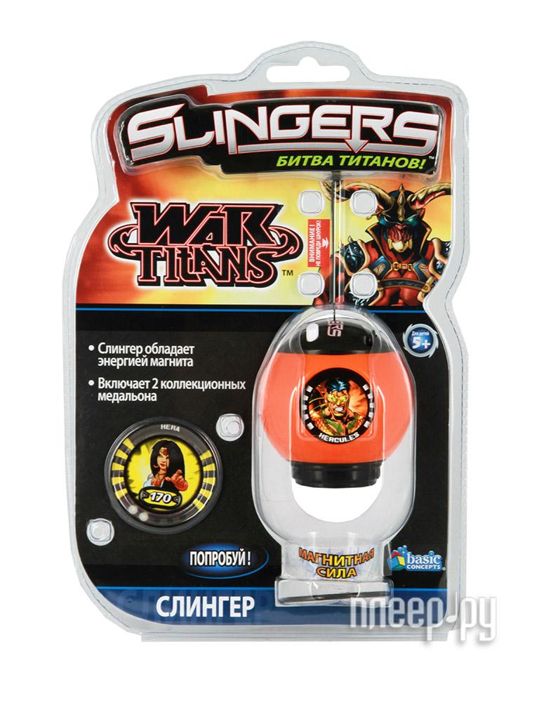 Игра Slingers Битва Титанов 81014/7088  Pleer.ru  1034.000