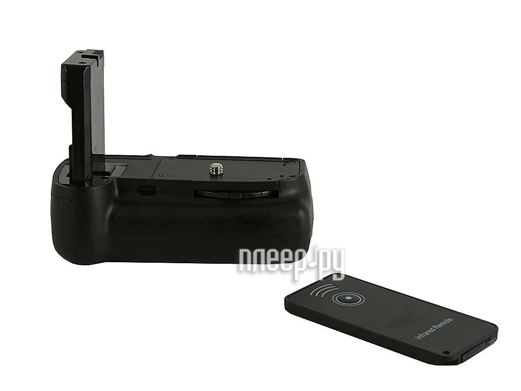 Батарейный блок Fujimi FJBG-N9 - Nikon D 3100/D 3200 - вертикальная питающая рукоятка  Pleer.ru  2107.000