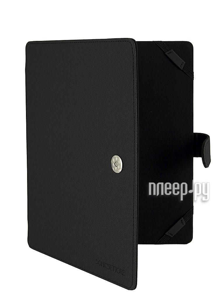 Аксессуар Чехол 10.0 SonicSettore универсальный Black 371055  Pleer.ru  949.000