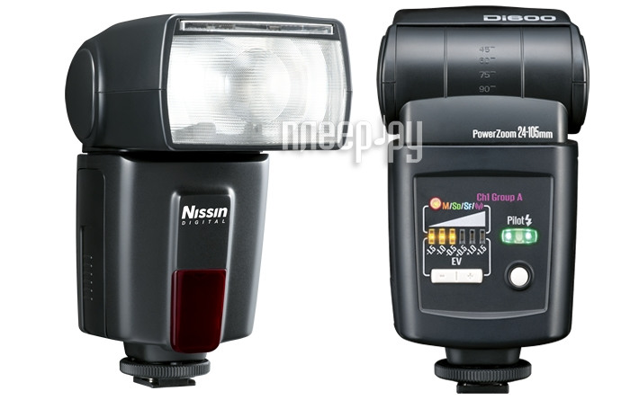 Вспышка Nissin Di-600 for Canon  Pleer.ru  6187.000