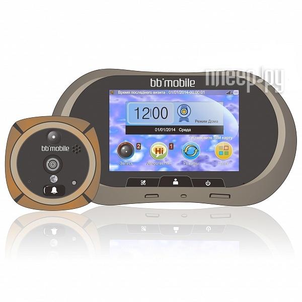 Видеоглазок BB-Mobile GSM ГлазОК Bronze  Pleer.ru  5211.000