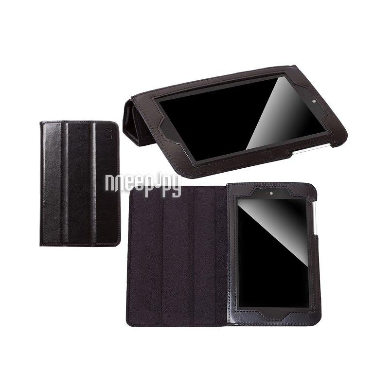 Аксессуар Чехол Galaxy Tab 3 7.0 T2100/T2110 Lemon Tree Slim Black LT-21SA0901  Pleer.ru  1095.000