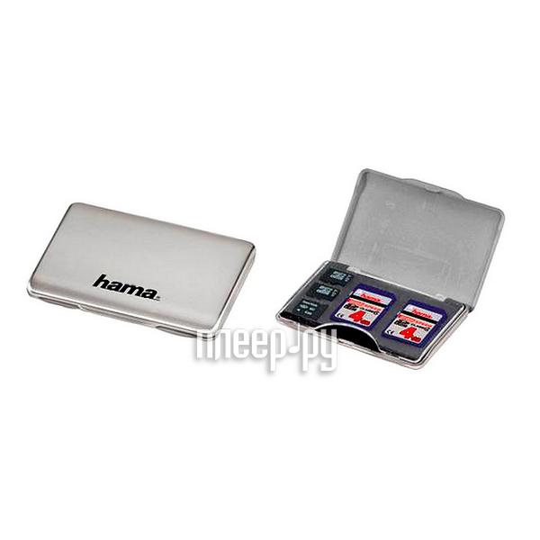 Футляр Hama Smart H-95976 Silver  Pleer.ru  338.000