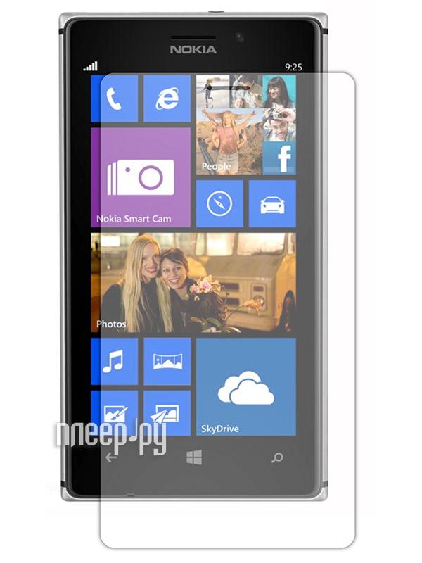 Аксессуар Защитная пленка Nokia 925 Lumia Ainy / Red Line матовая  Pleer.ru  533.000
