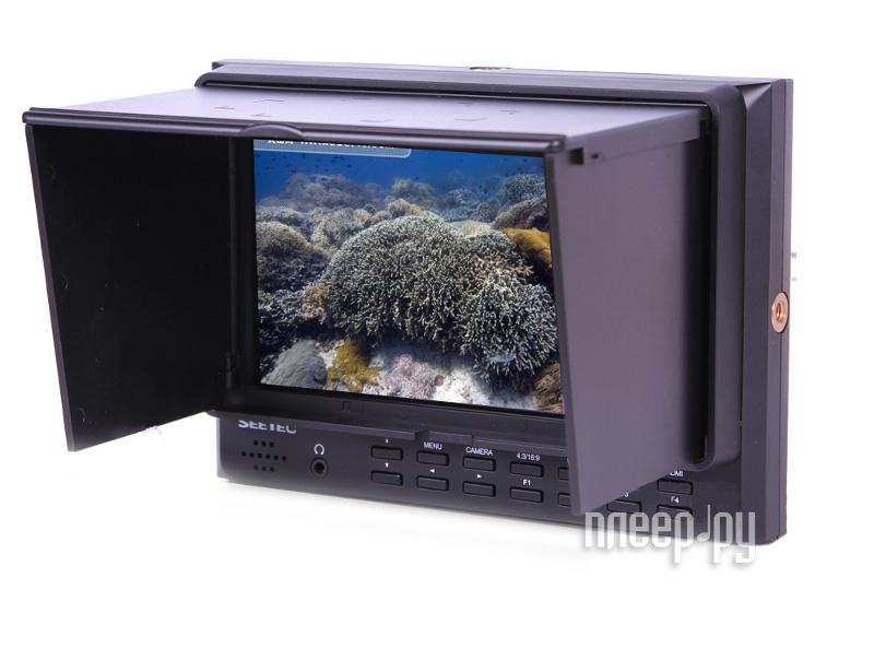 Видеовидоискатель Fujimi Seetec ST-7DII/O - видеомонитор  Pleer.ru  9598.000