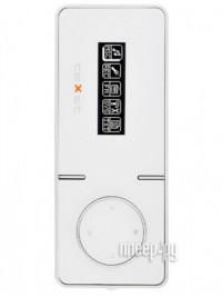 teXet T-179 - 4Gb White