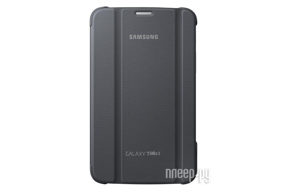 Аксессуар Чехол Samsung Galaxy Tab 3 7.0 SN-T210 EF-BT210BSEGRU Grey  Pleer.ru  1256.000