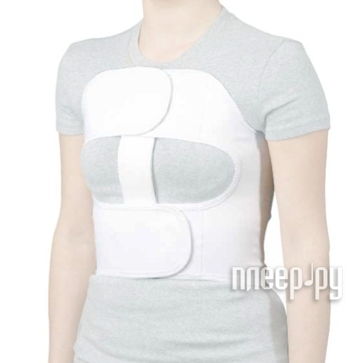 Ортопедическое изделие КОМФ-ОРТ К-620 - пояс послеоперационный, грудно-брюшной, женский, №6 120-140см