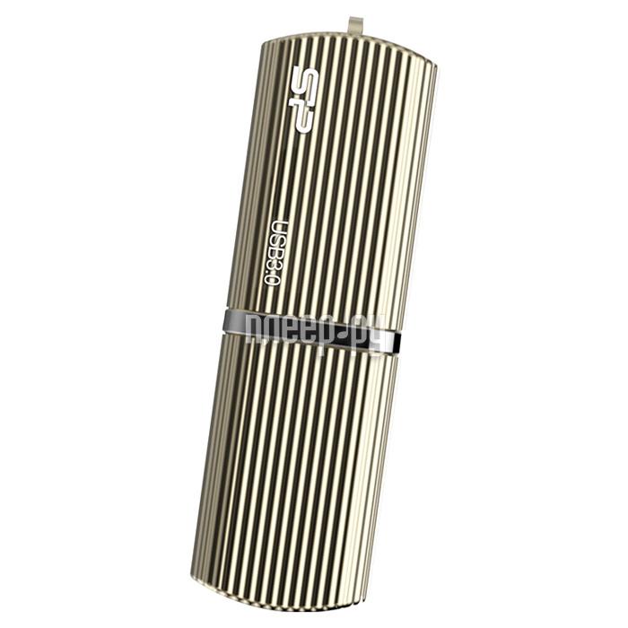 USB Flash Drive 32Gb - Silicon Power Marvel M50 USB 3.0 Champagne SP032GBUF3M50V1C