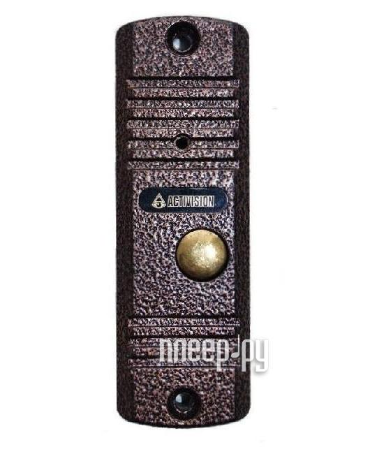 Вызывная панель Activision AVC-305 Motorola Color Antique Производим тестирование.  Продажа в кредит.