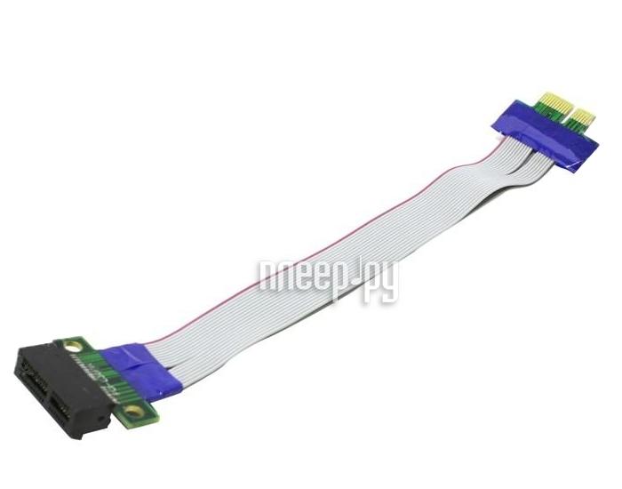 Аксессуар Espada PCI-E X1 F to PCI-E X1 M 18cm EPCIEM-PCIEF18  Pleer.ru  467.000
