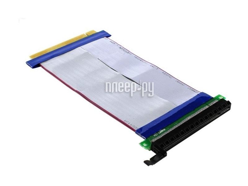 Аксессуар Espada PCI-E X16 M to PCI-E X16 F 18cm EPCIEM-PCIEFX16  Pleer.ru  552.000
