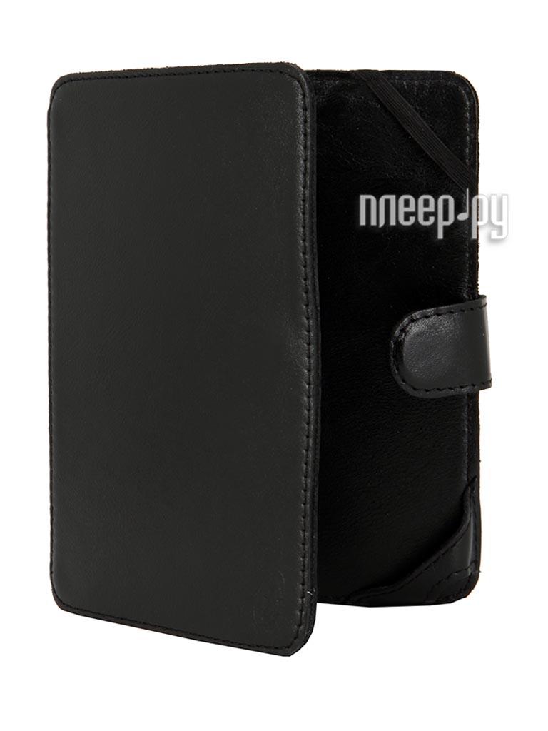 Аксессуар Чехол for Pocketbook 515 / 515 New Norton / SkinBox PB-008 Black